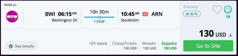 Washington_DC_to_Stockholm_flights_-_momondo