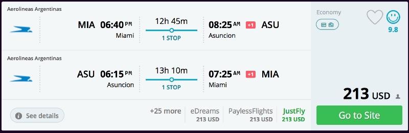 Miami_to_Asuncion_flights_-_momondo