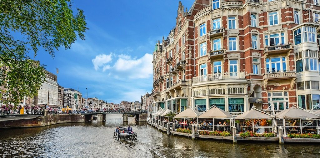 Atlanta to Amsterdam, Netherlands from $354 round-trip