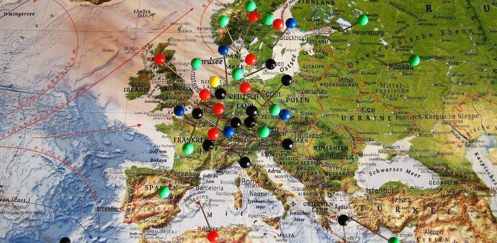 Peak summer! Washington DC to Rome, Paris, Amsterdam, Dublin for $347 R/T