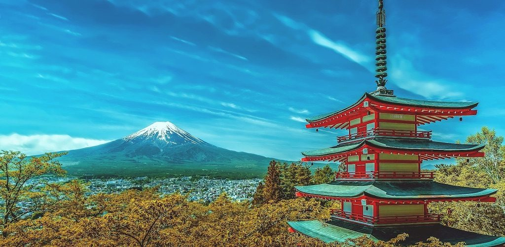 Atlanta, Chicago, Boston, New York to Tokyo, Japan from $329 R/T