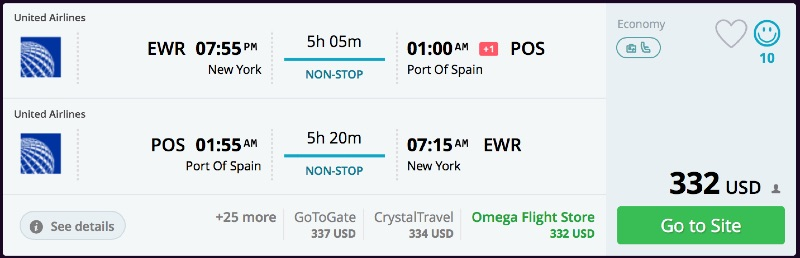 New_York_to_Port_Of_Spain_flights_-_momondo