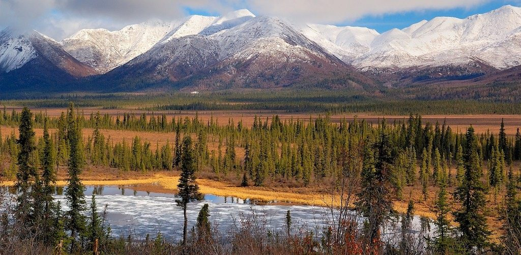 New York to Anchorage, Alaska for $188 or 10k miles round-trip via Delta