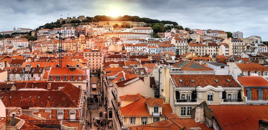 Peak summer nonstop! Newark to Lisbon, Portugal from $338 R/T