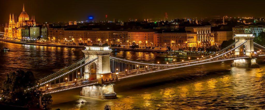US Citiesto Budapest, Hungary from $488 round-trip via SkyTeam