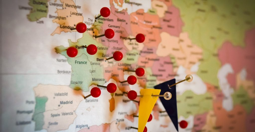Orlando to Europe: Dublin, Paris, Madrid, Amsterdam from $330 round-trip