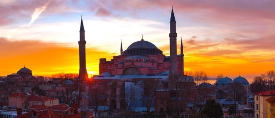 US Cities to Istanbul, Turkey from $483 round-trip
