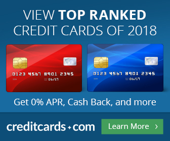 Top Ranked Credit Cards