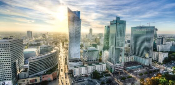 US Cities to Warsaw, Poland from $421 round-trip via SkyTeam