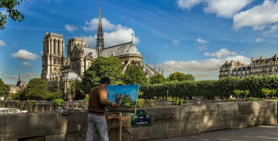 Nonstop! Newark, USA to Paris, France and vice versa from $250/€215 round-trip