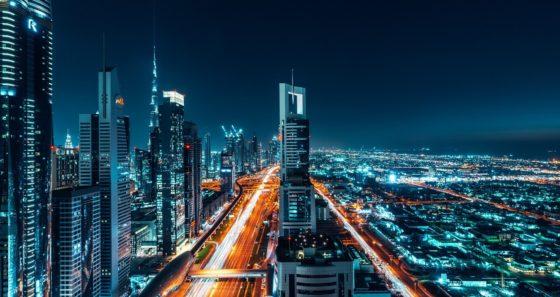 Boston or San Francisco to Dubai (UAE) from $641 round-trip