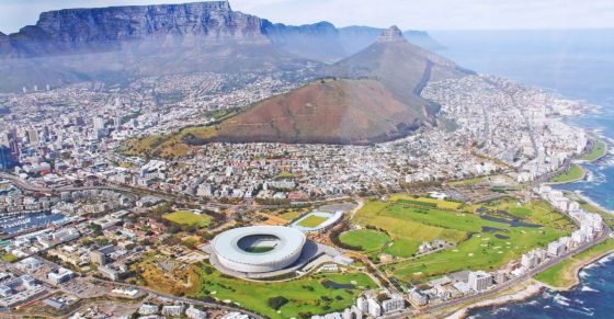 Washington DC or Los Angeles to South Africa: Cape Town from $512 round-trip