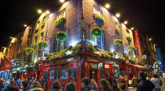 Portland to Dublin, Ireland from $387 round-trip