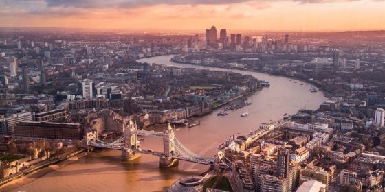 Summer nonstop! New York to London, UK for $343 round-trip