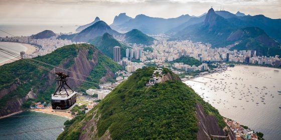 Houston, Washington DC or Denver to Brazil: Rio de Janeiro or Sao Paulo from $508 round-trip via AA
