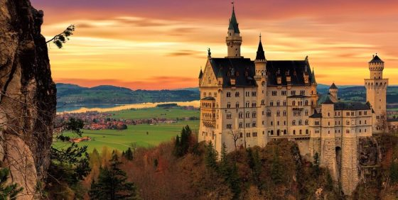 Seattle to Switzerland or Germany from $298 round-trip
