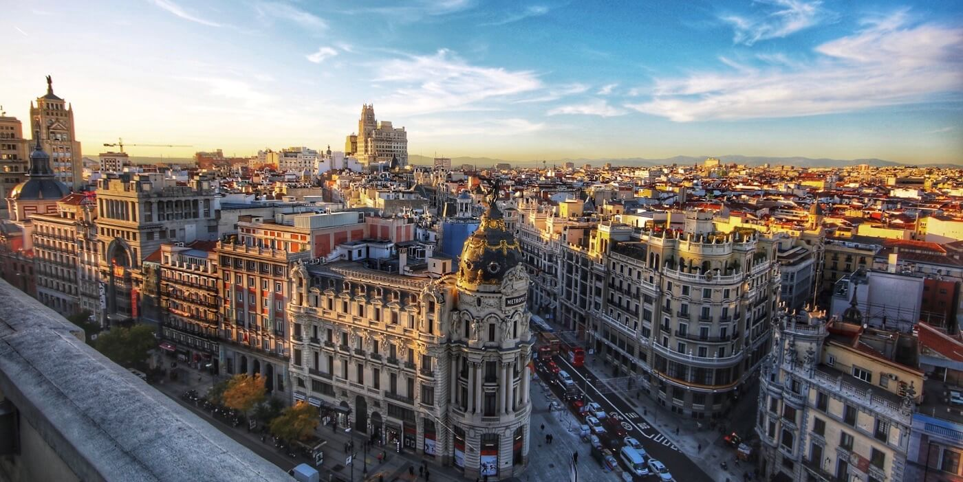 Nonstop Via Major Carriers New York Newark Boston To Madrid Spain From 244 Round Trip