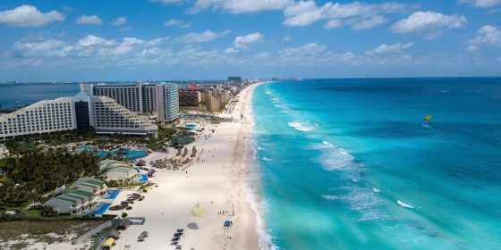 Summer nonstop! Los Angeles to Cancun, Mexico for $259 R/T
