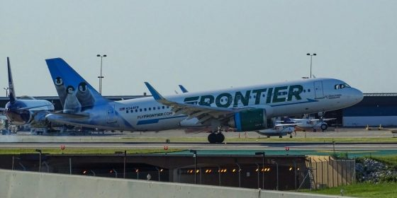 CYBER MONDAY: Frontier Airlines, 99% off base fare with promo code