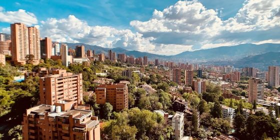 Peak summer nonstop! Miami to Colombia: Medellin from $209 R/T