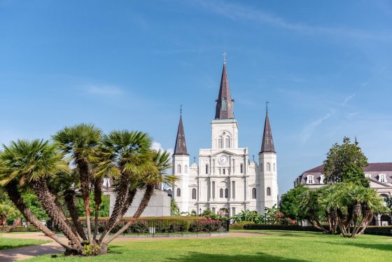 VERY LOW! San Francisco to New Orleans or Nashville and v/versa from $46 one-way ($92 R/T)