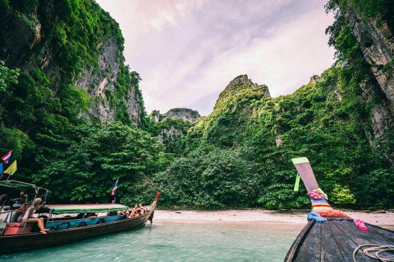 Qatar Airways! New York or Philadelphia to Thailand: Phuket for $538 R/T