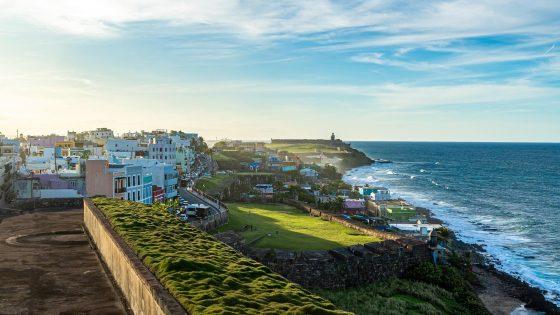 Peak summer 2021 incl.! Phoenix toSan Juan, Puerto Rico for $55 one-way ($110 R/T)