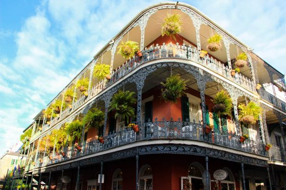 Nonstop via AA! Dallas to New Orleans and v/versa for $39 one-way ($78 R/T)