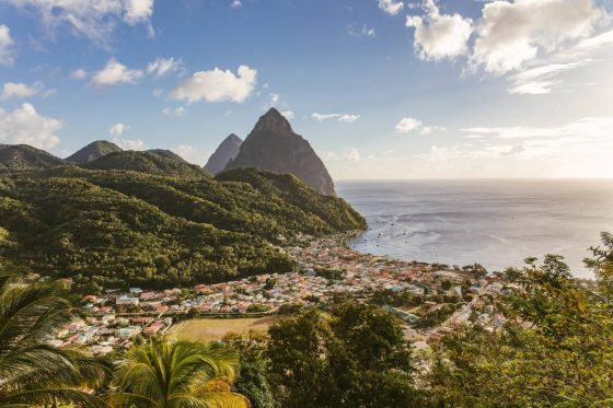 Nonstop via jetBlue! New York and Newark to St. Lucia for $341 R/T