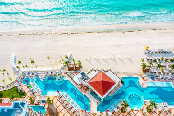 Nonstop via United! Denver to Cancun, Mexico for $198 R/T