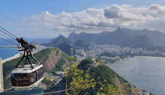 New York to Brazil: Rio de Janeiro from $286 round-trip