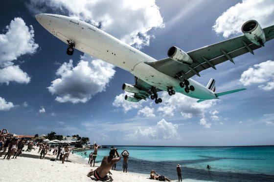 Nonstop via AA/Delta! New York, Atlanta, Miami to St. Maarten and v/versa from $215 R/T